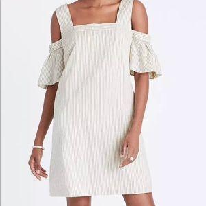 Madewell sz 4 shoulder dress